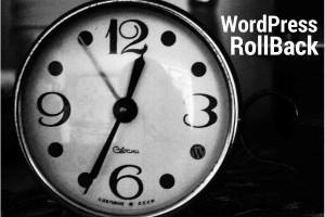 Desactualizar Un Plugin Wordpress