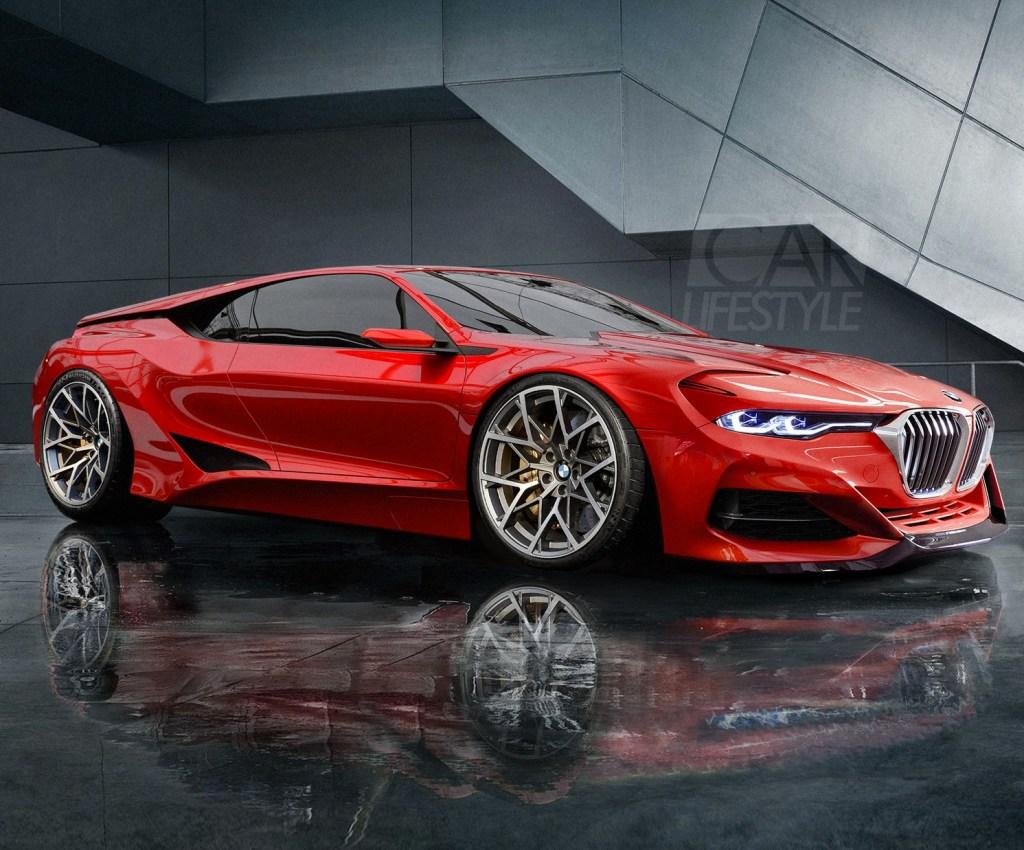 BMW+M1+CONC+background