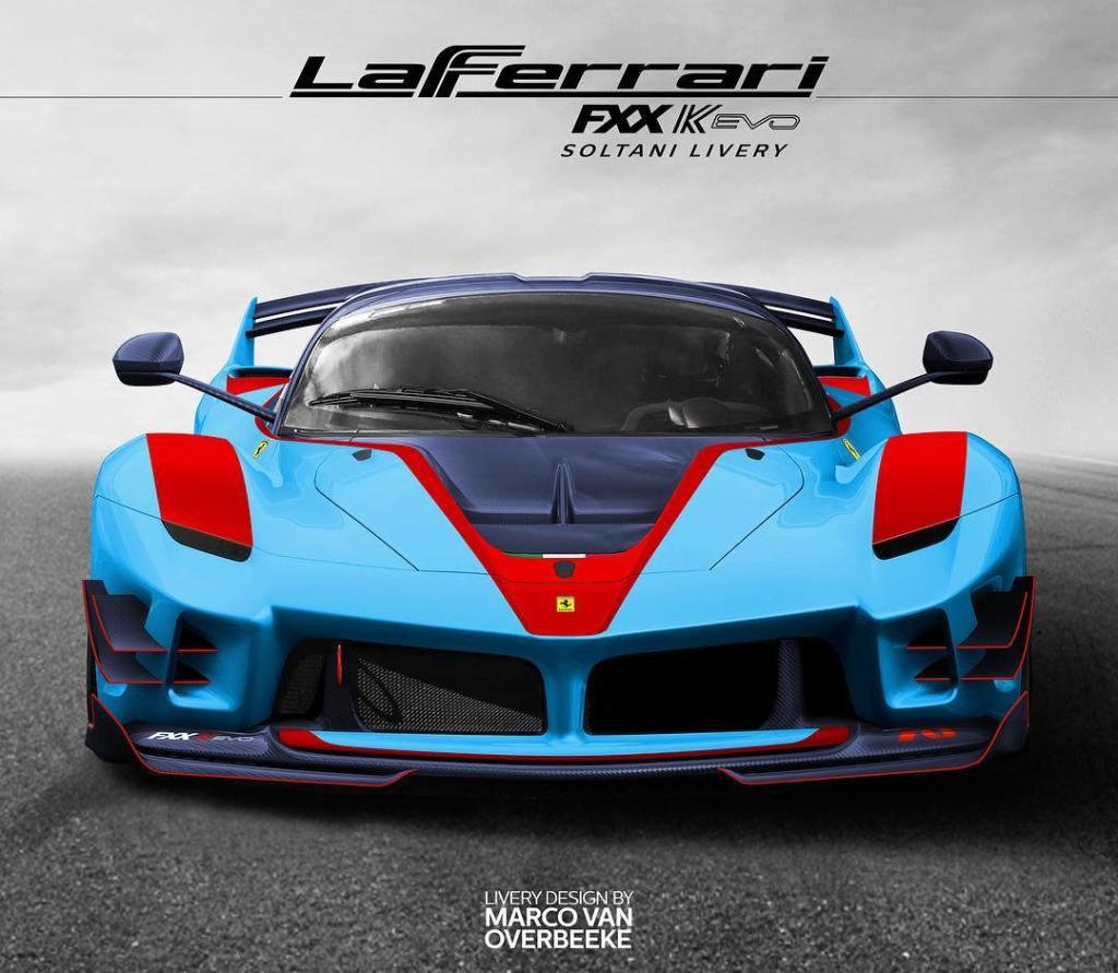 Laferrari_FXX3