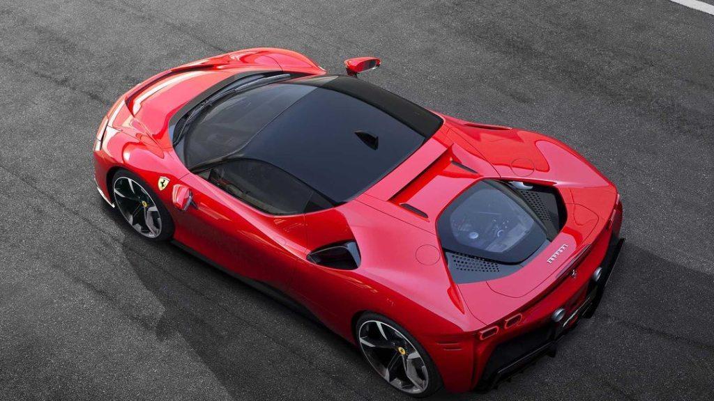 #Ferrari #SF90