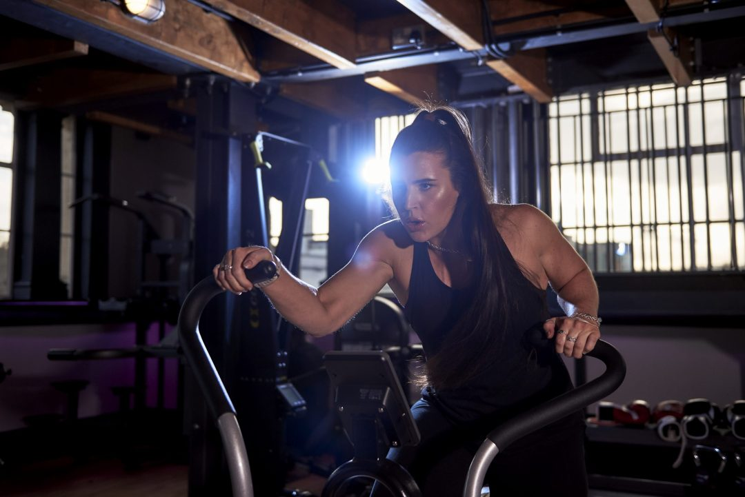 High-intensity interval training (Hiit) from Luxe Fitness