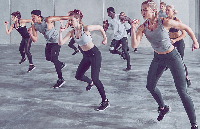 Luxe Fitness gym provides Grit cardio training in Bristol
