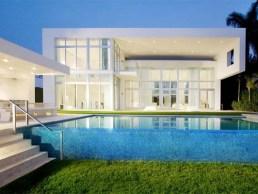 N°1 : Chris Bosh encore, avec sa résidence principale ultra-moderne à 12,4M$
