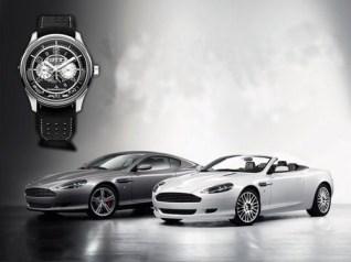 L'association Jaeger Le Coultre : Aston Martin