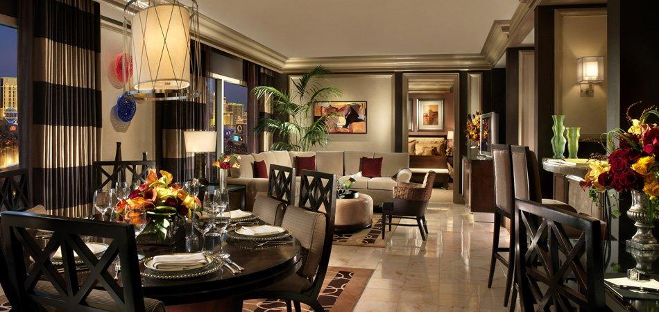 Bellagio, Presidential Suite