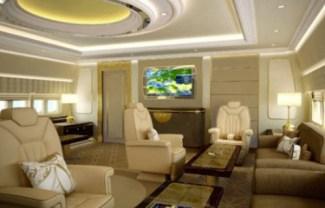 Boeing 747-8I VIP