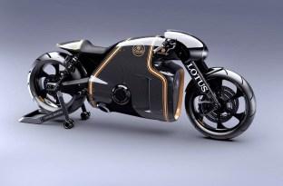 Lotus Motorcycles C-01