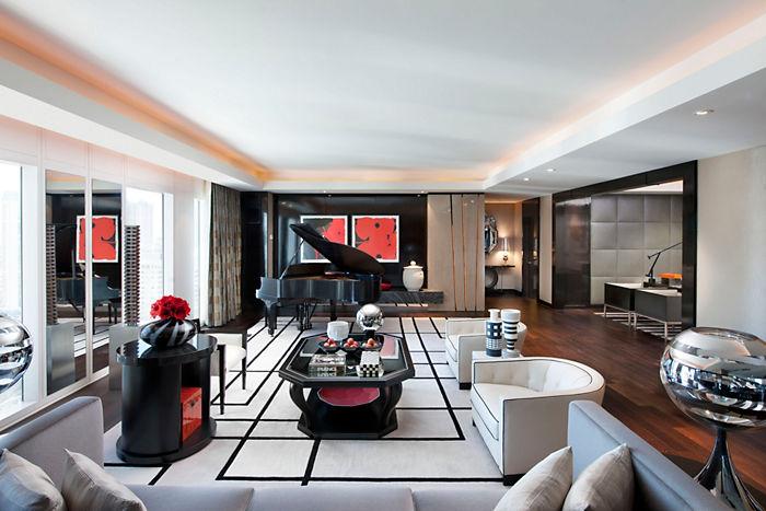 Mandarin Oriental, Emperor Suite