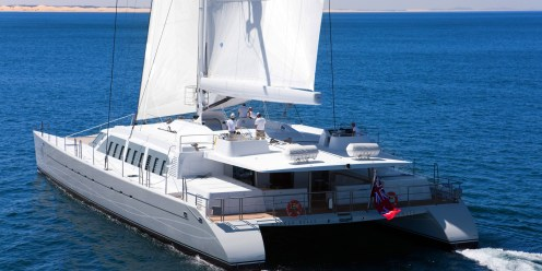 SUPER YACHT - Necker Belle