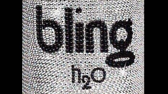 H2O Bling : L'eau la plus chère du monde