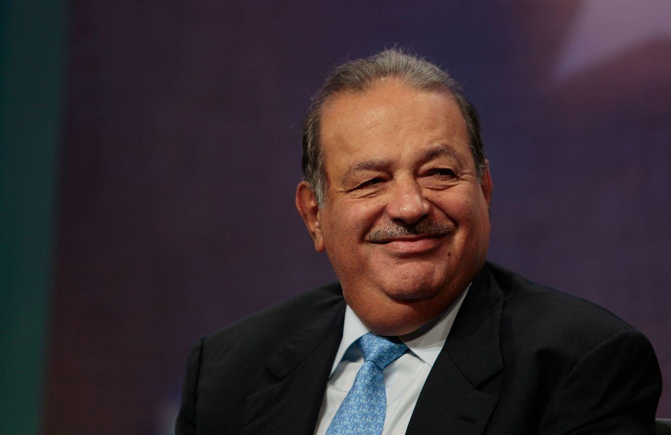 Carlos Slim: La deuxième richesse mondiale
