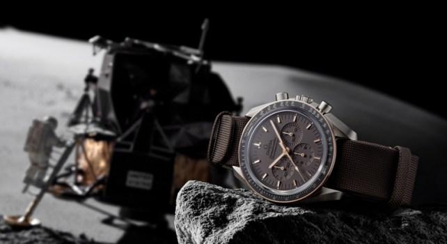 Omega Speedmaster Professional Apollo 11 : Un petit pas pour l'homme