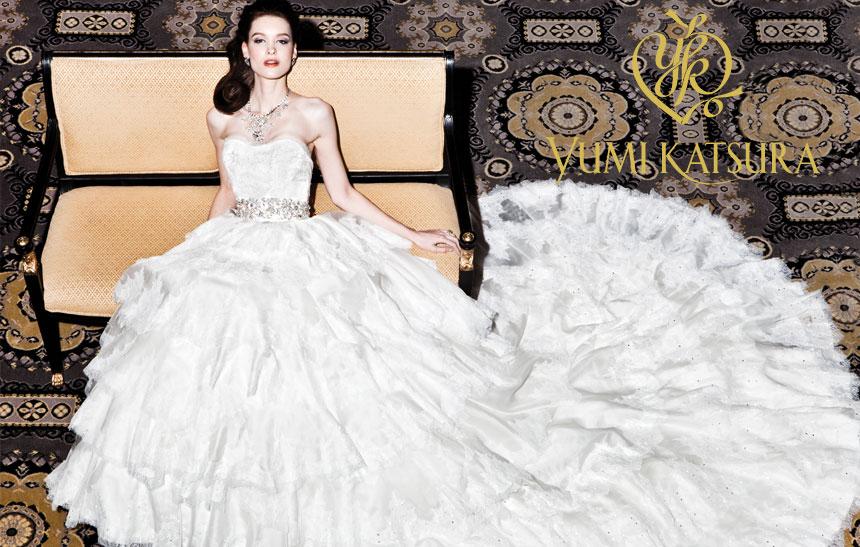 Les 5 robes de mariées les plus chères