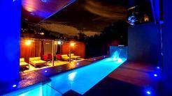 villa Chris Brown