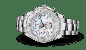 Rolex Yacht-Master-II Or Gris et Platine 1