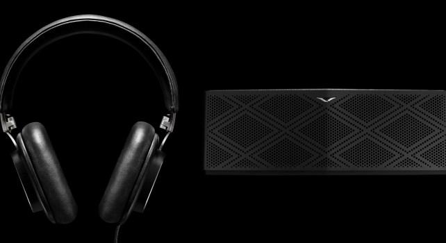 Vertu V : La marque lance sa nouvelle gamme audio