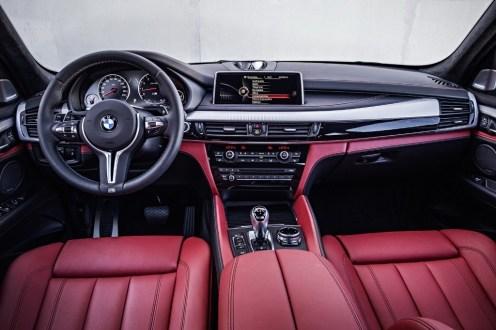 BMW-2016-X5-M-and-X6-M-Interior-Design