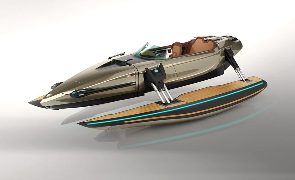 Kormoran-Transforming-Boat-Front-View