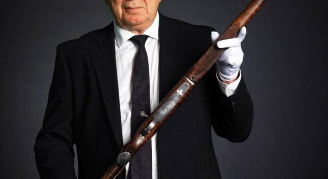VO Vapen Falcon : La carabine la plus chère du monde