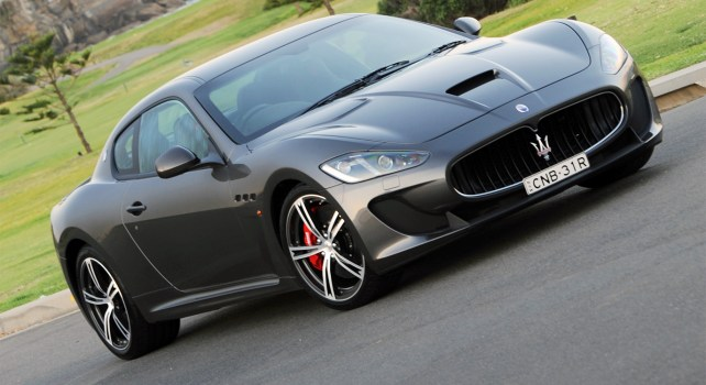 Maserati Gran Turismo MC Stradale : Un coupé exclusivement dédié à l'Amérique du Nord