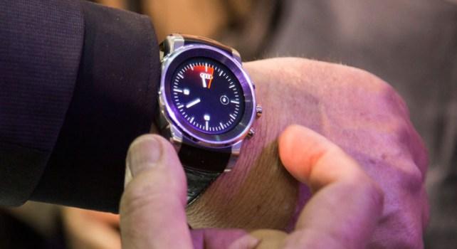 Audi : La marque dévoile sa propre montre connectée