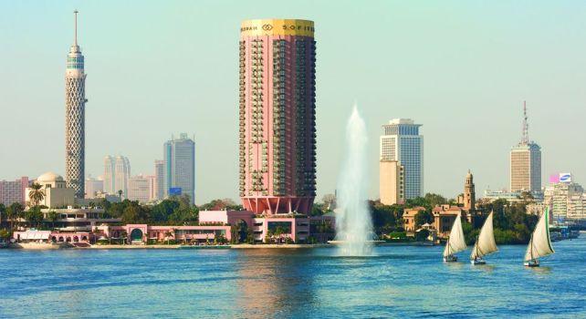 Sofitel Cairo El Gezirah : Un palace sur le Nil
