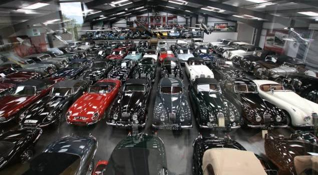 Jaguar Heritage Driving : Partez en Angleterre pour essayer des anciens modèles