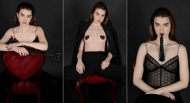 Marc Jacobs : La marque collabore avec Zana Bayne pour une collection érotique