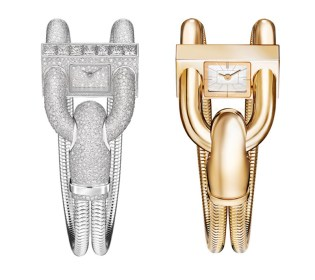 Van Cleef & Arpels' New Cadenas Watch 2015