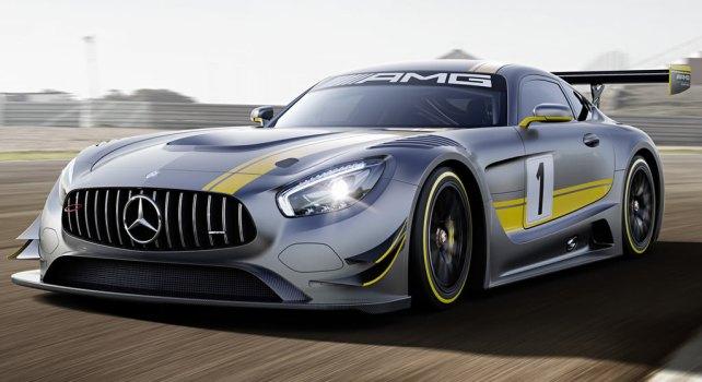Mercedes AMG GT3 2016 : La firme Allemande dévoile son nouveau bolide