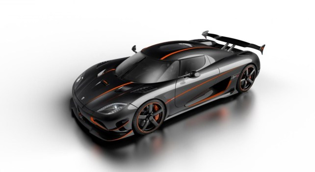 Koenigsegg Agera RS : Un bolide utilisable au quotidien