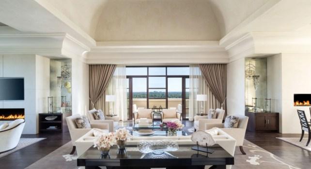 Four Seasons Resort Orlando : Découvrez la Suite Présidentielle du Disney World