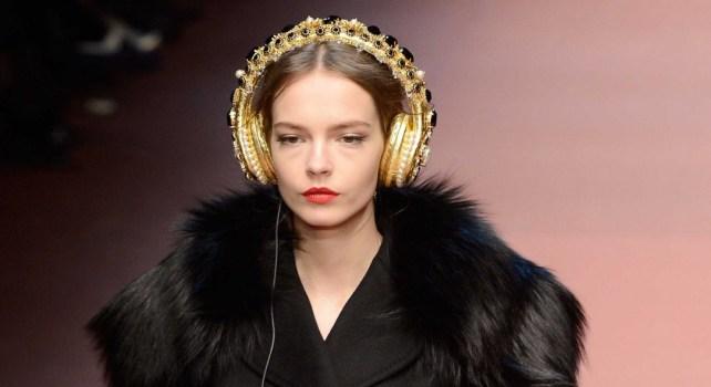 Dolce & Gabbana : Les casques audio enfin disponibles