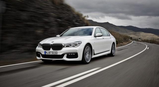BMW Série 7 : La nouvelle berline présentée à Munich