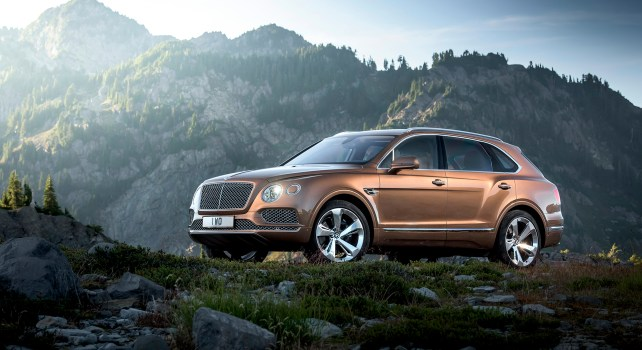 Bentley Bentayga : Le 4×4 le plus luxueux au monde
