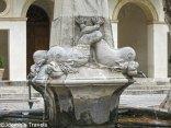 The Dolphin Fountain