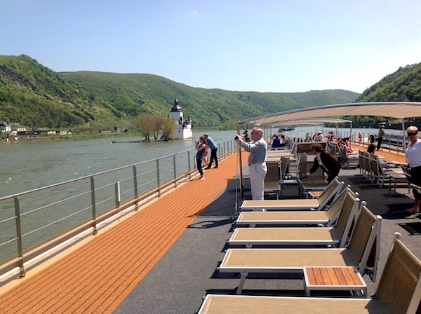 Avalon Gets My Vote for Queen of the River Cruise