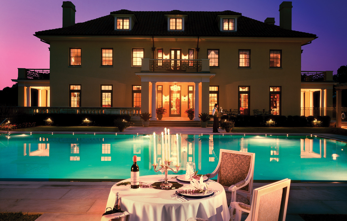 Glam Girlfriend Getaway Keswick Hall At Monticello Luxe