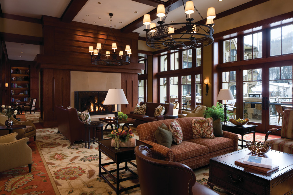 Four Seasons Vail Lobby