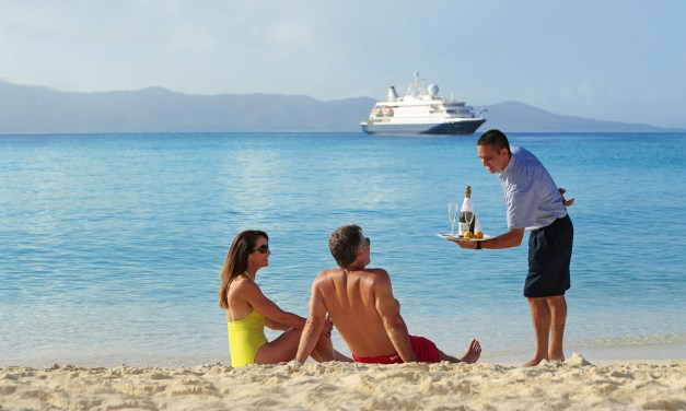SeaDream Yacht Club: The Luxury of a Small Ship Cruise