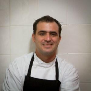 Chef Jonatan Gomez-Luna Torres Le Chique, Azul Sensatori