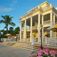 Grande Slam - Luxury Offerings Meet Old-World Charm at Florida's Secret Island Retreat