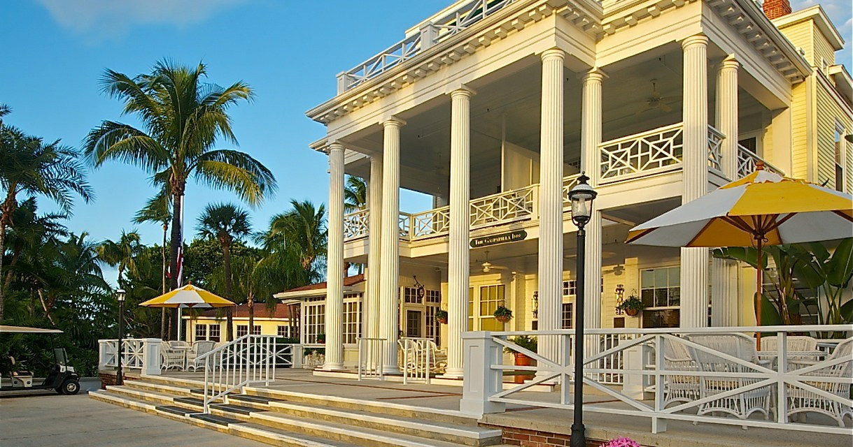 Grande Slam – Luxury Offerings Meet Old-World Charm at Florida's Secret Island Retreat