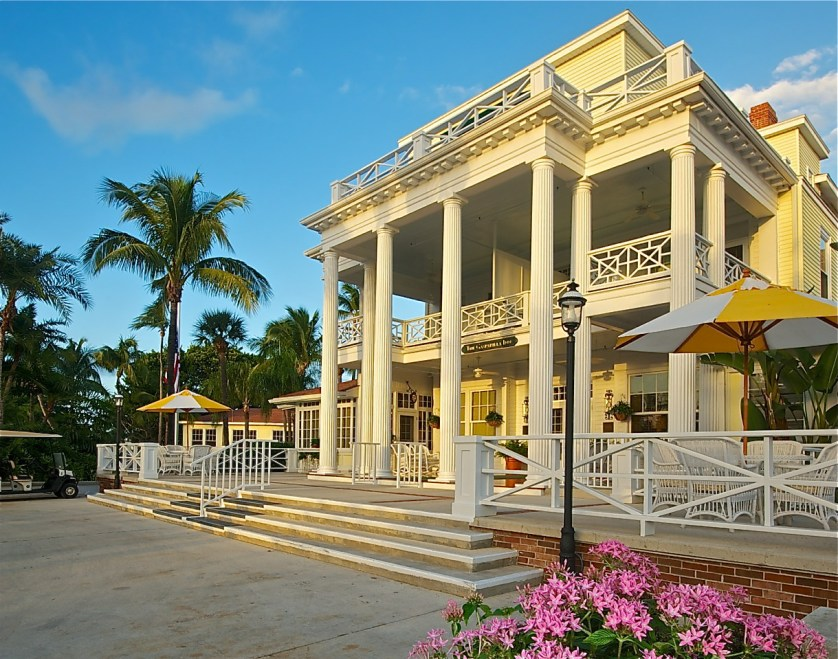 Stately.  Charming.  Impeccable.  The grand dame of them all is none other than The Gasparilla Inn & Golf Club -- the leading lady of this old Florida town.