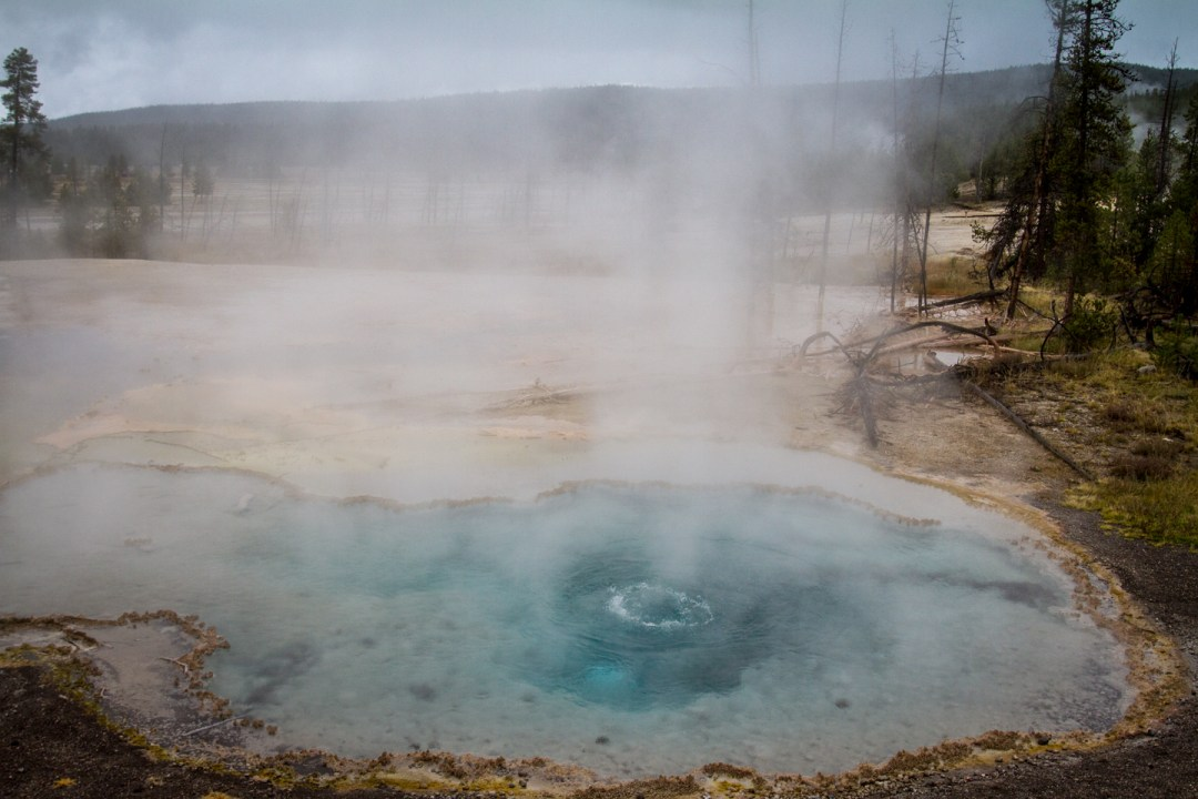 A Boiling Pool
