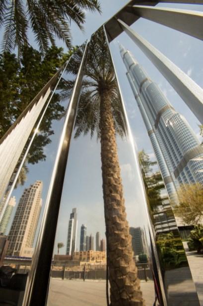 Dubai Reflections @Debi Lander