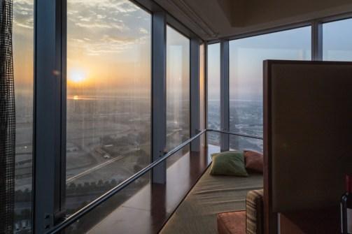 Jumeirah Emirates Towers Suite