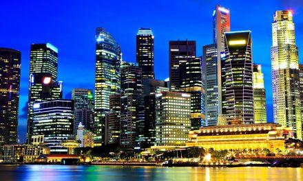 Singapore — Giant Little Island