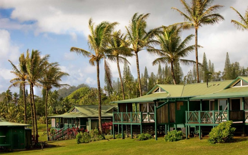 Sea Ranch Cottages at Travaasa Hana (Photo courtesy of Travaasa Hana)