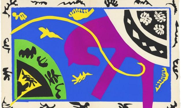 """Henri Matisse: The Cut-Outs"" at Tate Modern"